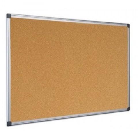 Panou afisaj pluta, 60*90 cm, profil aluminiu, Office