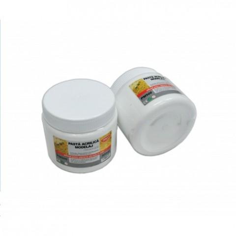 Pasta acrilica modelaj, 500 ml, Daco