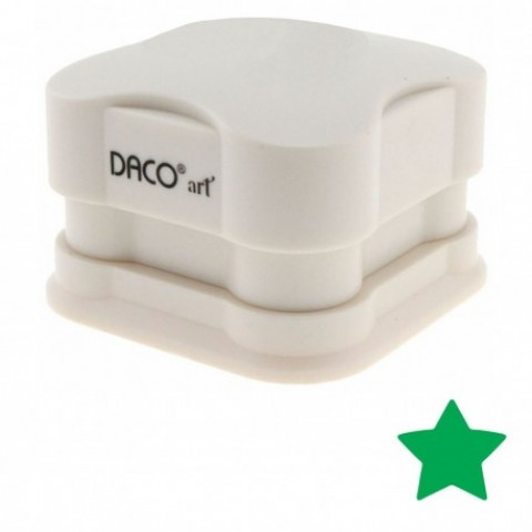 Perforator hobby magnetic, 3.7 cm, stea daco, Daco