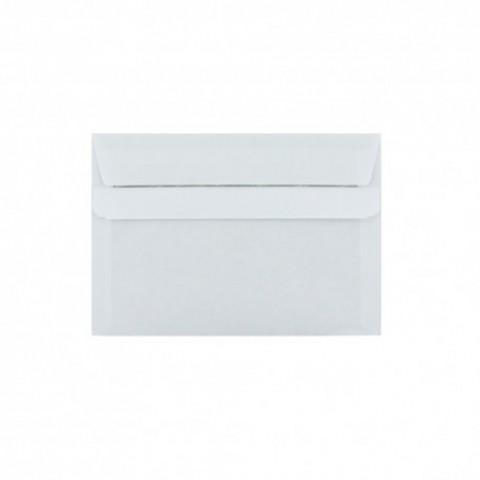 Plic C6, autoadeziv, alb, 100 buc/set, Daco