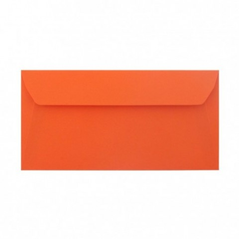 Plic DL siliconic, portocaliu, Daco