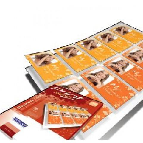Hartie foto pentru carti de vizita