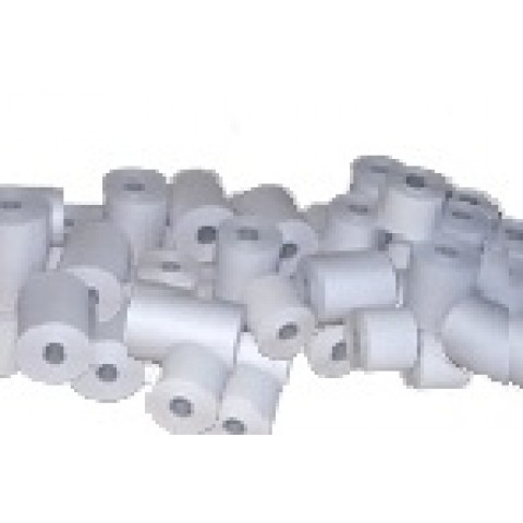 Role casa marcat, hartie termica, 56 mm x 30 m, 10 role/set
