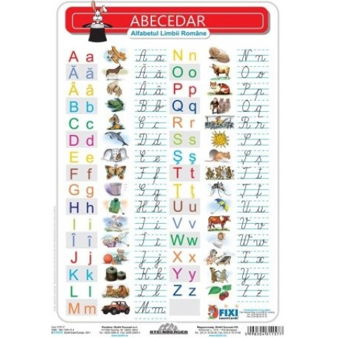 Alfabetul Român