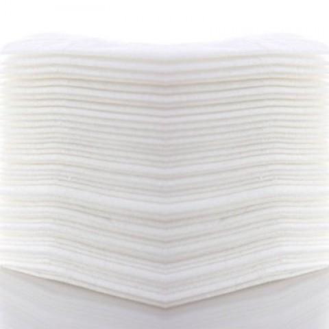 Servetele Z-Fold, alb/natur, ZiZin Harmony