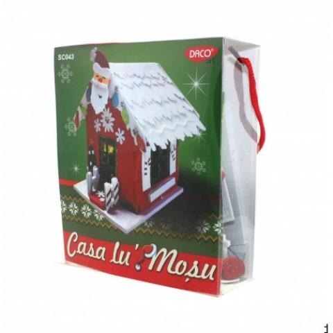 Set creativ, Casa lu Mosu, Daco