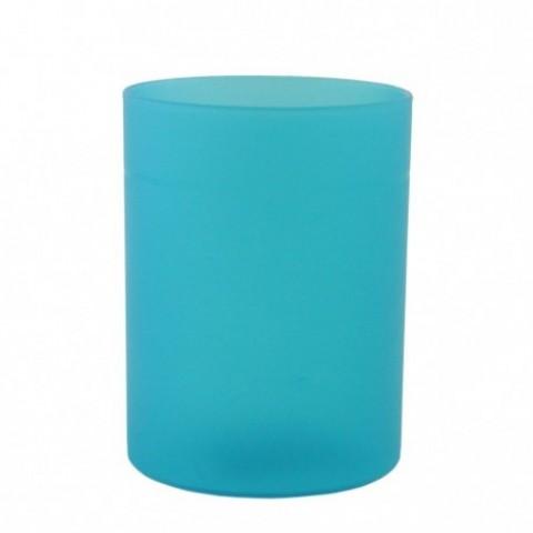Suport cilindric, instrumente de scris, albastru, Ecada