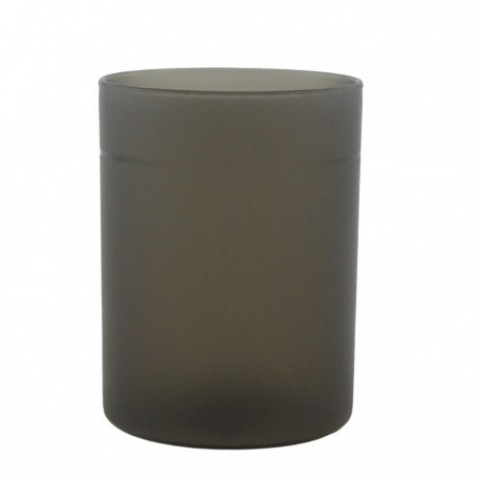 Suport cilindric, instrumente de scris, negru, Ecada