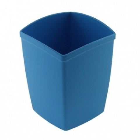 Suport instrumente scris, albastru, Ecada