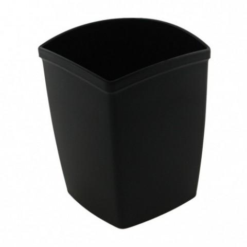 Suport instrumente scris, negru, Ecada