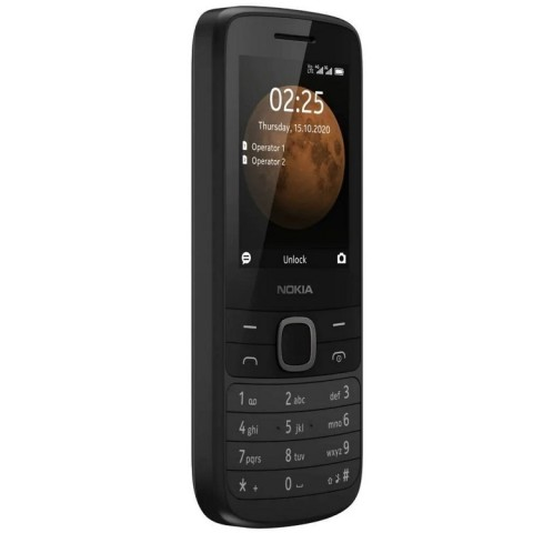 NOKIA 225 Dual SIM (2020) – 4G – Black