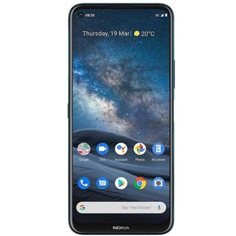 NOKIA 8.3 Dual SIM 64/6GB - 5G, Blue