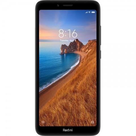 Dual SIM, Xiaomi Redmi 7A, 32GB + 2GB RAM, LTE, Matte Black