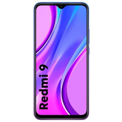 Telefon mobil, Dual SIM, Redmi 9, 64 GB + 4 GB RAM, Sunset Purple, Xiaom