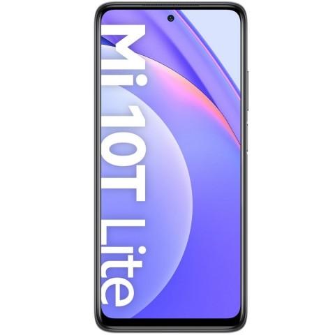 Telefon mobil Dual SIM, Mi 10T Lite, 5G, Pearl Gray, Xiaomi