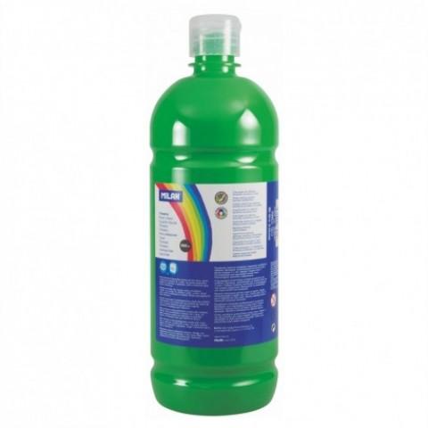 Tempera, 1000 ml, verde deschis, Milan