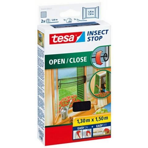 Plasă anti insecte Tesa, 1.30 m x 1.50 m