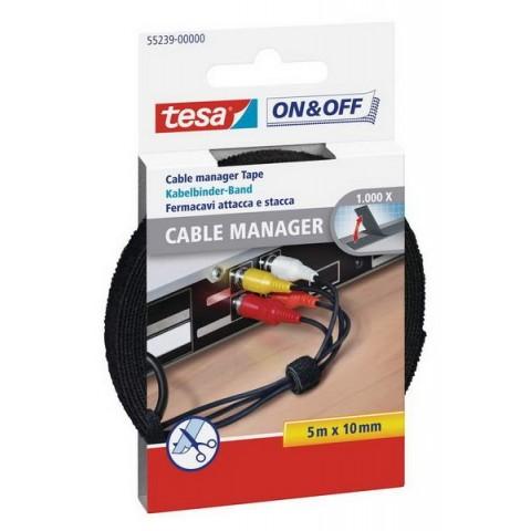 On & Off Banda pentru legarea cablurilor Universal Tesa