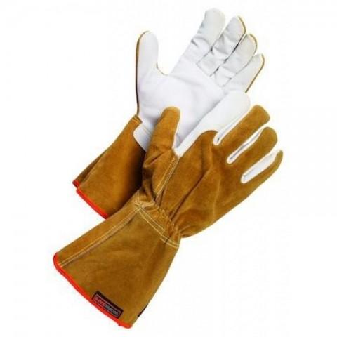 Mănuși de sudura TIG, marimea 10, weld 3, Worksafe