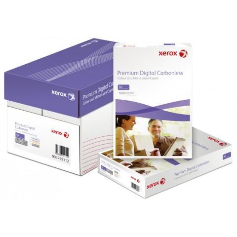 Hartie autocopiativa fata alba, CB alb, A4, 80 grame, Xerox