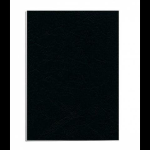 Coperta A3, imitatie piele negru