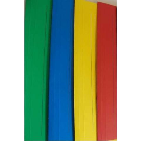 Dosar plic, colorat intens, set 50 buc
