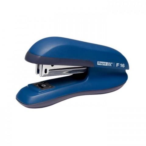 Capsator 24/6, Fashion F16, albastru, 20 coli, Rapid