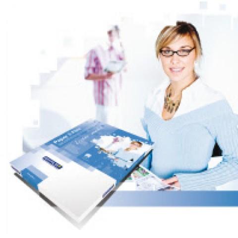 Hârtie mată pt imprimante laser, A4, 200 g/mp