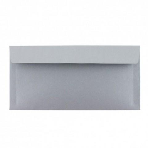 Plic DL siliconic, argintiu, Daco