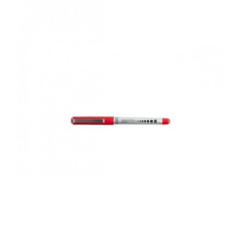 Roller cu cerneala 0.5mm Aihao AH-2004, D.rect - rosu