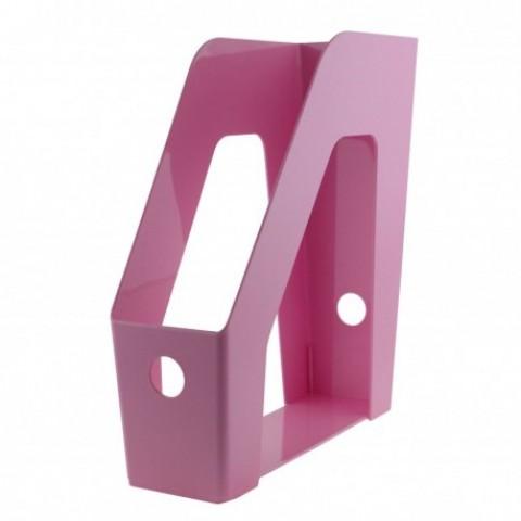 Suport vertical documente, roz, Ecada