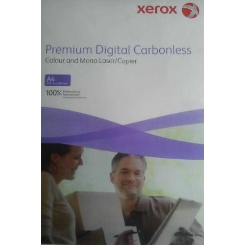 Hartie autocopiativa, A4, 3 exemplare, alb/galben/roz, Xerox