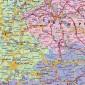 Europa – harta rutieră