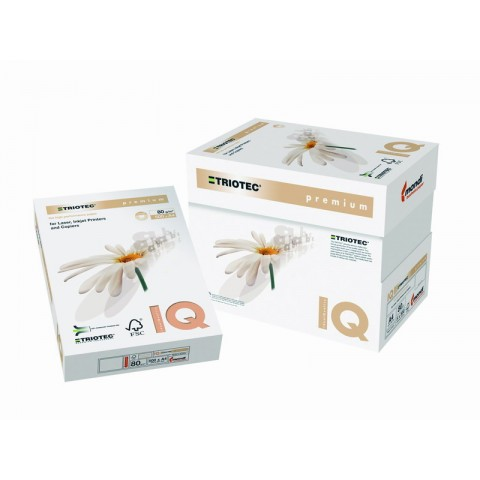 Hârtie Copiator, IQ Trio Premium, format A4, 80 g/mp