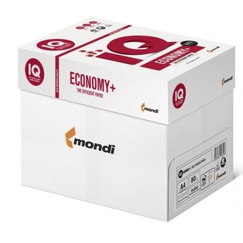 Hârtie Copiator, IQ Economy +, format A4, 80 g/mp