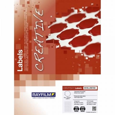 Etichete autocolante, 100 coli A4, 65 etichete pe coala A4