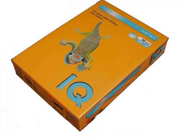 Hartie colorata - Auriu inchis - A4 - 80 g/mp
