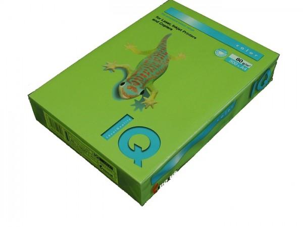 Hartie colorata - Verde crud - A4 - 80 g/mp