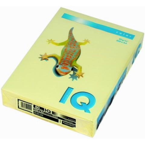 Hartie colorata - galben - A4 - 80 g/mp