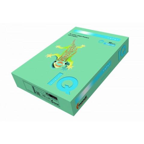 Hartie colorata - Verde deschis - A4 - 160 g/mp