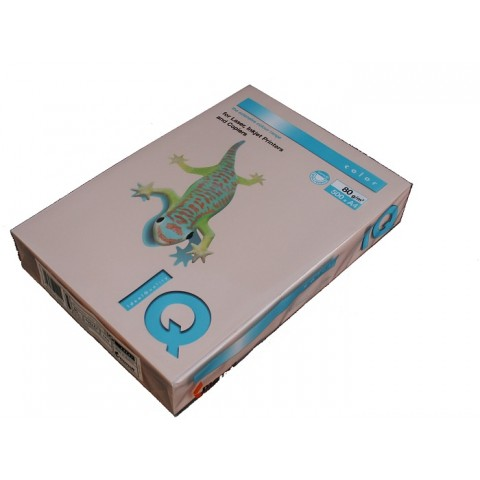 Hartie colorata - Somon- A4 - 160 g/mp