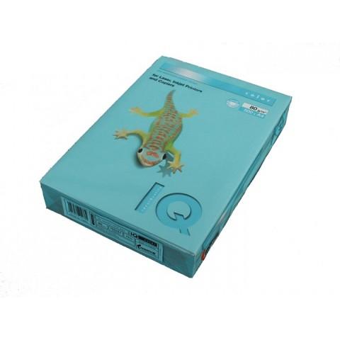Hartie colorata, Albastru marin, A3, 80 g/mp