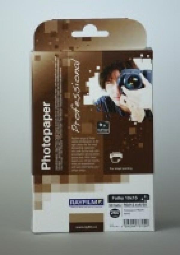 Hârtie inkjet, hârtie foto superlucioasă, 10x15 cm, 260 g/mp