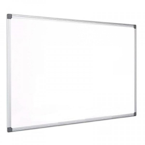 Tabla magnetica, 120x180 cm, profil aluminiu, Office