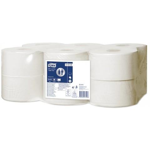 Rolă de hârtie igienică Tork Mini Jumbo Advanced