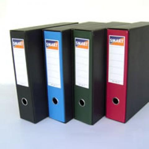Biblioraft ecoline cu cutie - format A4
