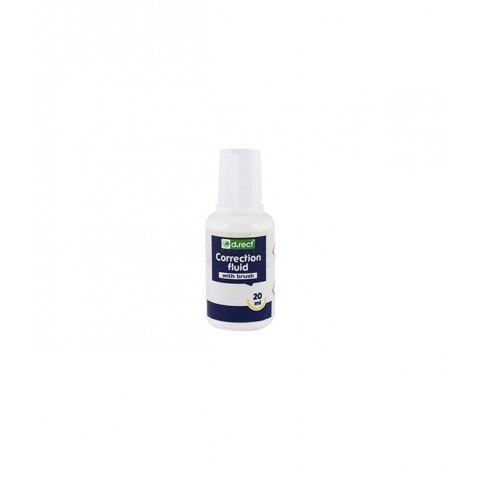 Corector fluid 20ml, alcool, D.rec