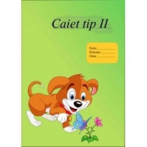 Caiet Tip II