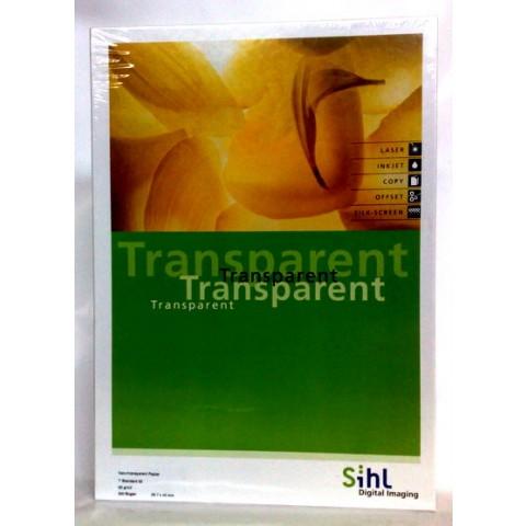 Hartie calc marca SIHL, 92 grame