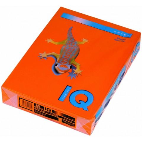 Hartie colorata - Portocaliu - A4 - 80 g/mp